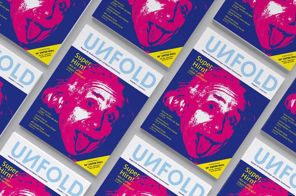 UNFOLD Magazin Ausgabe 2